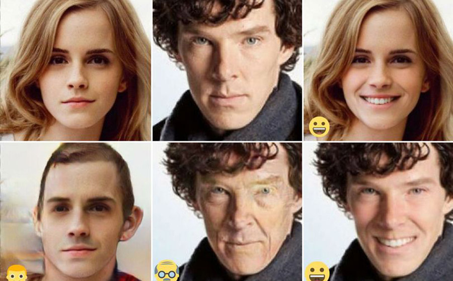 Faceapp on android: selfie-morphing app lets you put creepy smiles