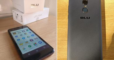 BLU Life Max smartphone review: Massive battery life at a budget price