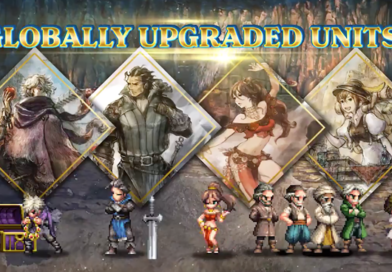 Octopath Traveler Characters Now Available in Final Fantasy Brave Exvius