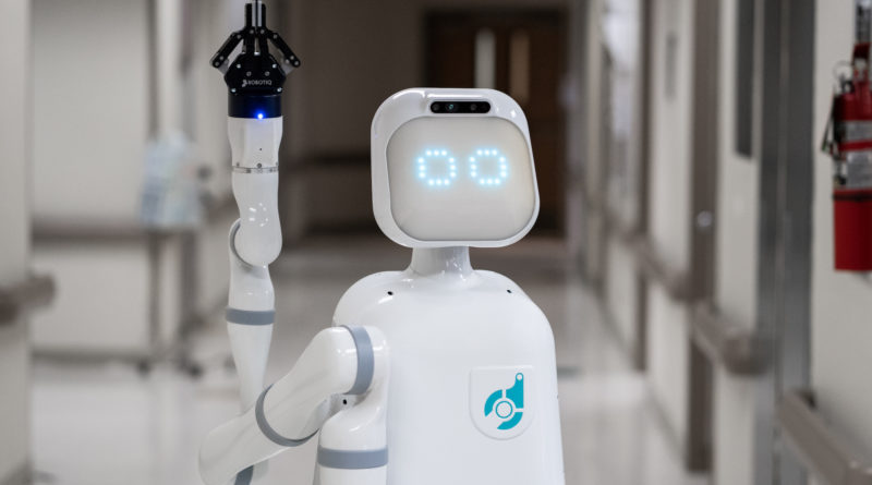 Universal Robots and Other Robotic Leaders Step Up to Help