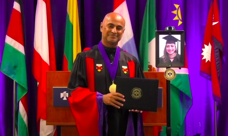 Double Robotics Helps Provide Virtual Graduation to Class of 2020 Amid Pandemic