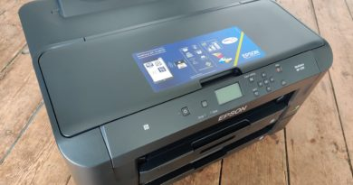 Epson WorkForce WF-7210 review