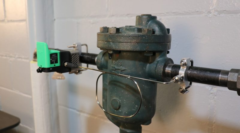 Everactive's Batteryless Wireless IoT System Helps Large Factory Steam Trap Predictive Maintenance